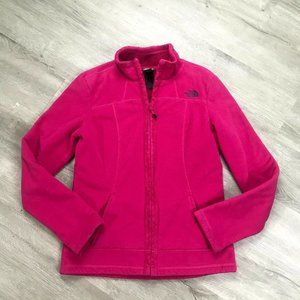 The North Face Full Zip Jacket Womens Petite Small